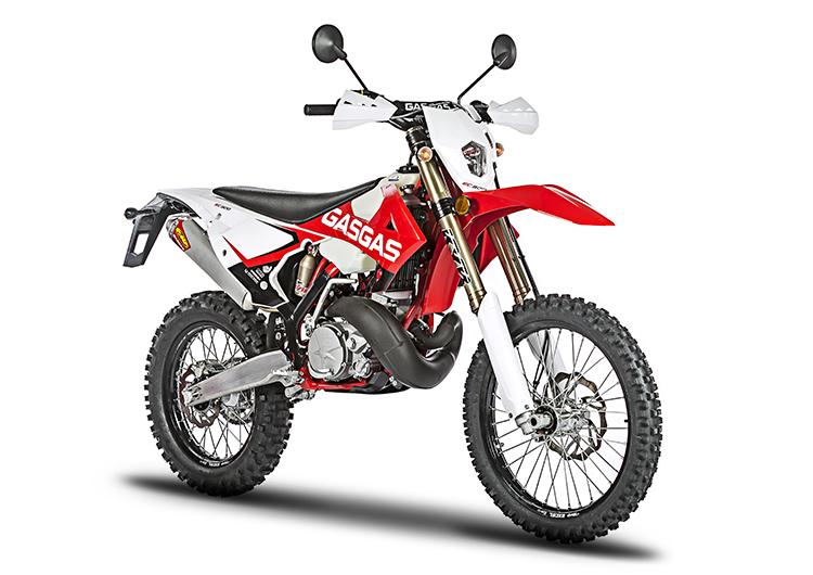 Gas Gas EC 250 2 stroke dirt bike