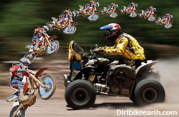 ATV vs Dirt Bike (What are the Pros and Cons of each sport)